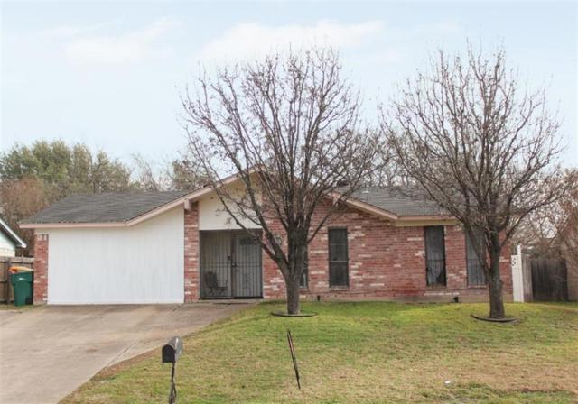 1223 Neptune Drive, Cedar Hill, TX 75104 (MLS #14004056) :: Century 21 Judge Fite Company