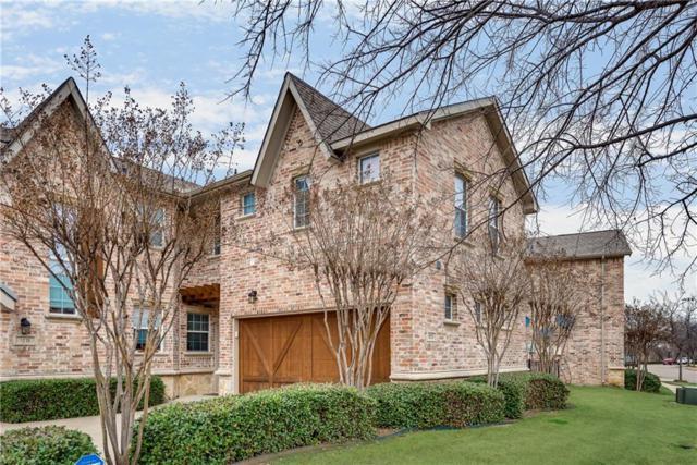 1215 Bethel School Court, Coppell, TX 75019 (MLS #14004069) :: Team Tiller