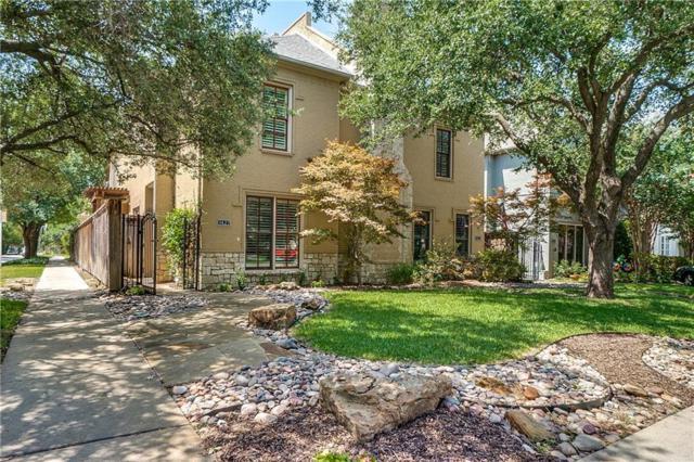 3427 Binkley Avenue, University Park, TX 75205 (MLS #14004094) :: Robbins Real Estate Group