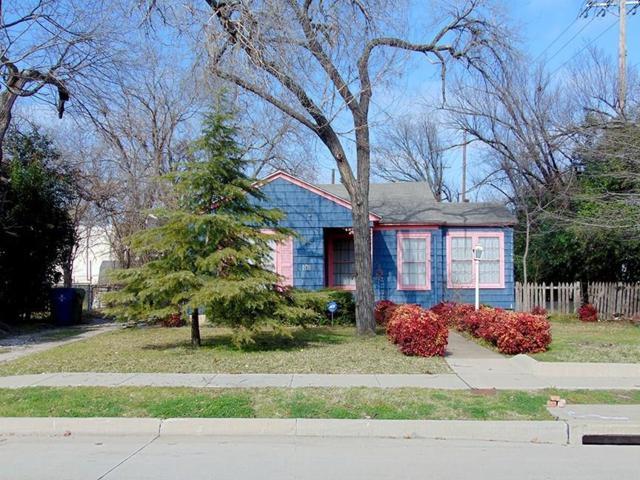 101 W Avenue E, Garland, TX 75040 (MLS #14004148) :: The Sarah Padgett Team