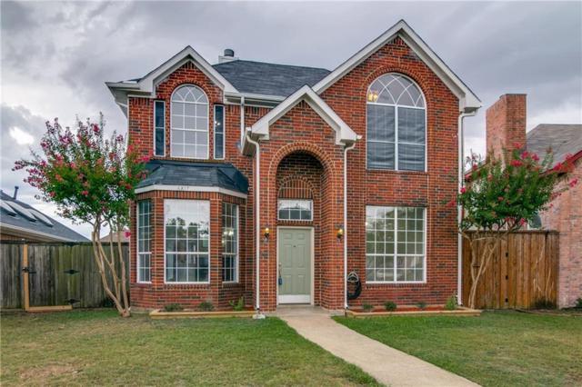 6817 Hominy Ridge, Rowlett, TX 75089 (MLS #14004156) :: Kimberly Davis & Associates