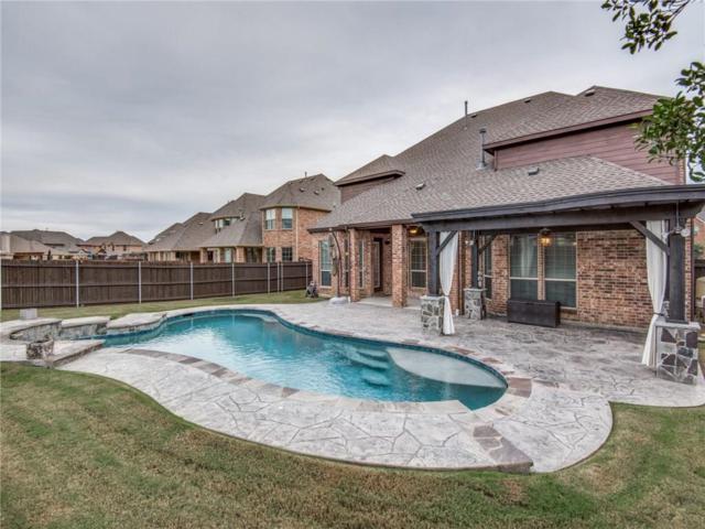 740 Salada Drive, Prosper, TX 75078 (MLS #14004180) :: Hargrove Realty Group