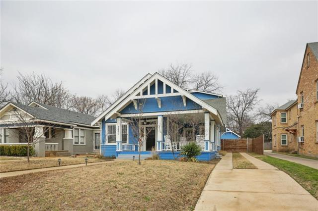 5827 Prospect Avenue, Dallas, TX 75206 (MLS #14004191) :: Frankie Arthur Real Estate