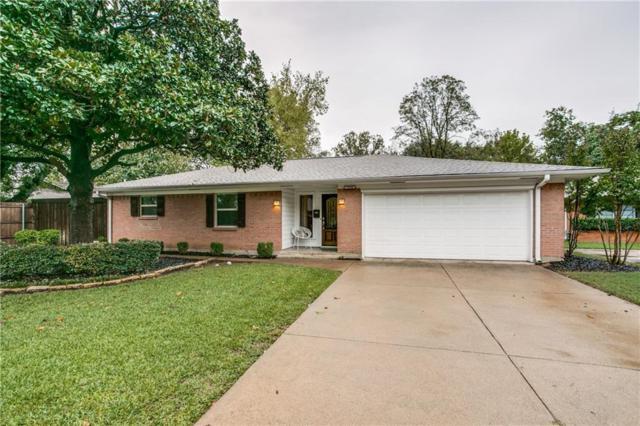7236 Syracuse Drive, Dallas, TX 75214 (MLS #14004206) :: Frankie Arthur Real Estate