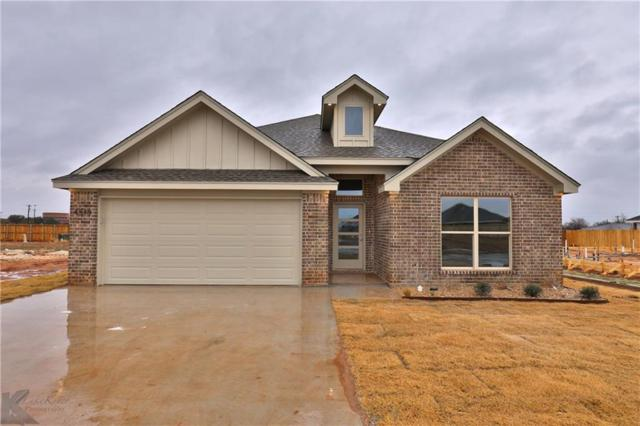4518 Ebbets Drive, Abilene, TX 79606 (MLS #14004214) :: The Heyl Group at Keller Williams