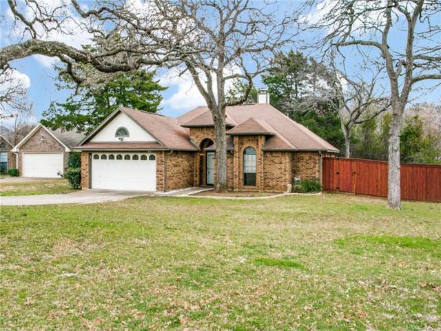 911 S Riverside Drive, Grapevine, TX 76051 (MLS #14004263) :: Team Tiller