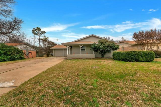 5631 Walraven Circle, Fort Worth, TX 76133 (MLS #14004266) :: Real Estate By Design