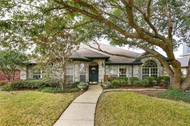 1309 Kenshire Court, Allen, TX 75013 (MLS #14004275) :: RE/MAX Town & Country