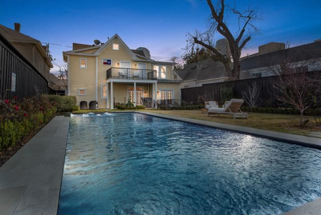 2515 Thomas Avenue, Dallas, TX 75201 (MLS #14004289) :: HergGroup Dallas-Fort Worth