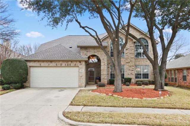 5014 Timberland Parkway, Flower Mound, TX 75028 (MLS #14004293) :: Real Estate By Design