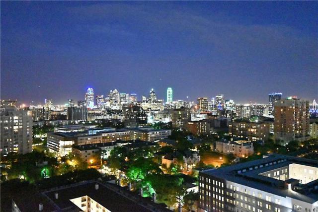 3111 Welborn Street #1402, Dallas, TX 75219 (MLS #14004296) :: The Rhodes Team