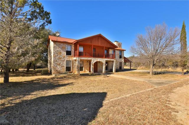 8001 County Road 572, Brownwood, TX 76801 (MLS #14004338) :: The Sarah Padgett Team
