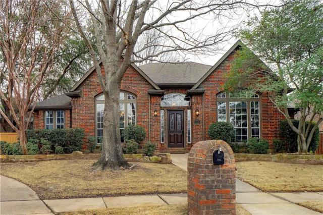 716 Montrose Court, Flower Mound, TX 75022 (MLS #14004346) :: Real Estate By Design