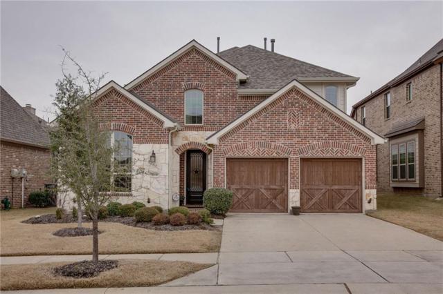 8813 James Drive, Lantana, TX 76226 (MLS #14004370) :: Real Estate By Design