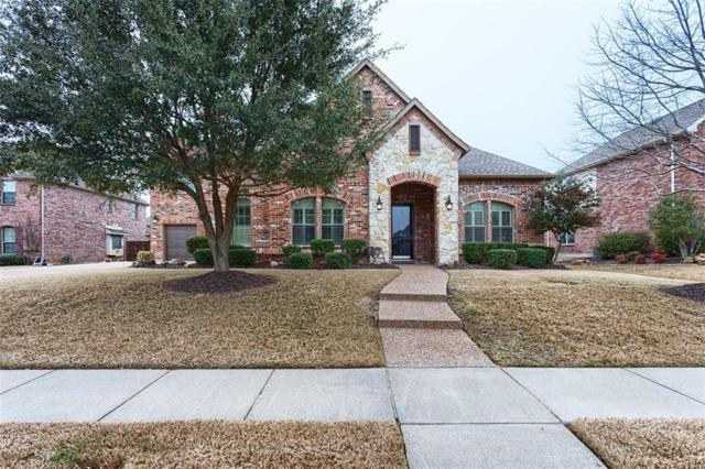 1310 Millers Creek Drive, Prosper, TX 75078 (MLS #14004380) :: RE/MAX Town & Country