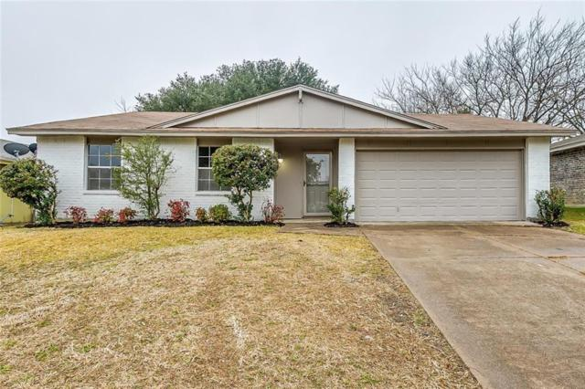 624 Mckown Drive, Mansfield, TX 76063 (MLS #14004402) :: The Mitchell Group