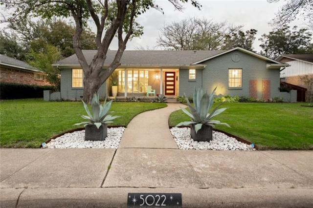 5022 Menefee Drive, Dallas, TX 75227 (MLS #14004439) :: The Mitchell Group
