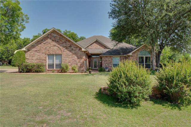 6101 N Waverly Court, Granbury, TX 76049 (MLS #14004444) :: The Heyl Group at Keller Williams