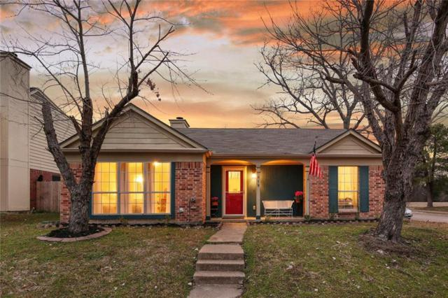 317 Chancellorsville Drive, Mesquite, TX 75149 (MLS #14004452) :: The Real Estate Station