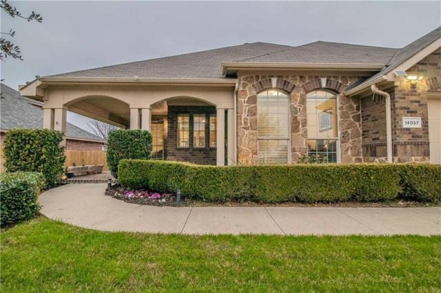 14037 Zippo Way, Fort Worth, TX 76052 (MLS #14004455) :: Real Estate By Design