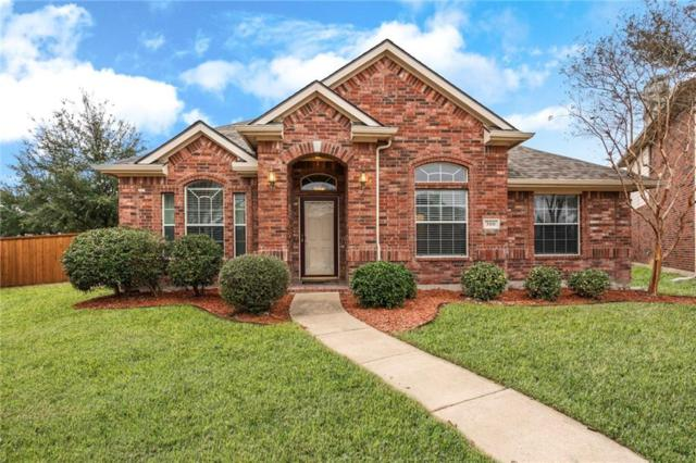 300 Canyon Springs Drive, Allen, TX 75002 (MLS #14004465) :: Robbins Real Estate Group