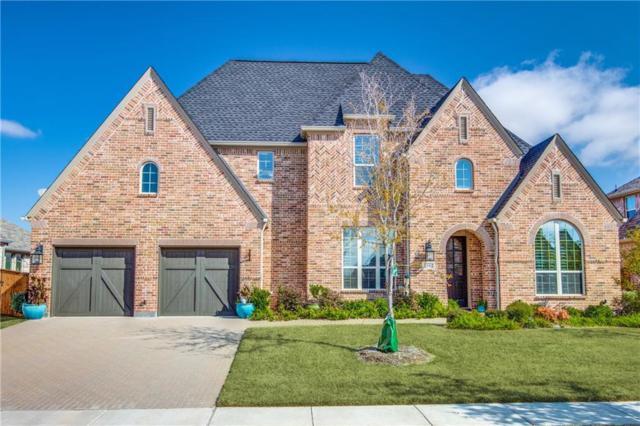 3918 Harrisburg Lane, Celina, TX 75009 (MLS #14004469) :: Kimberly Davis & Associates