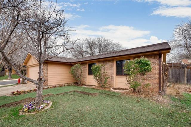 2156 San Fernando Street, Bedford, TX 76021 (MLS #14004529) :: The Holman Group