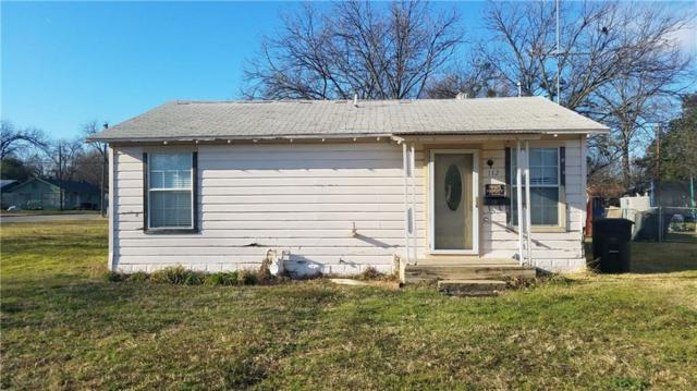 112 Bales Street, Cleburne, TX 76033 (MLS #14004557) :: Baldree Home Team
