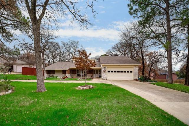 3903 Parr Road, Grapevine, TX 76051 (MLS #14004571) :: Team Tiller