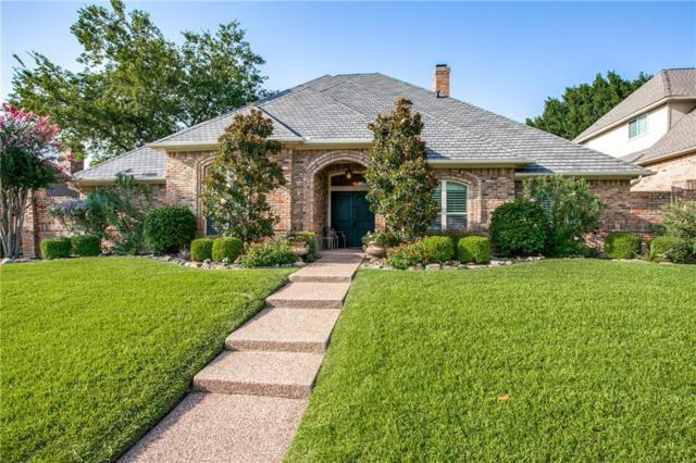 5309 Channel Isle Drive, Plano, TX 75093 (MLS #14004620) :: Robbins Real Estate Group