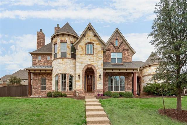 7524 Glenturret Circle, The Colony, TX 75056 (MLS #14004640) :: Van Poole Properties Group