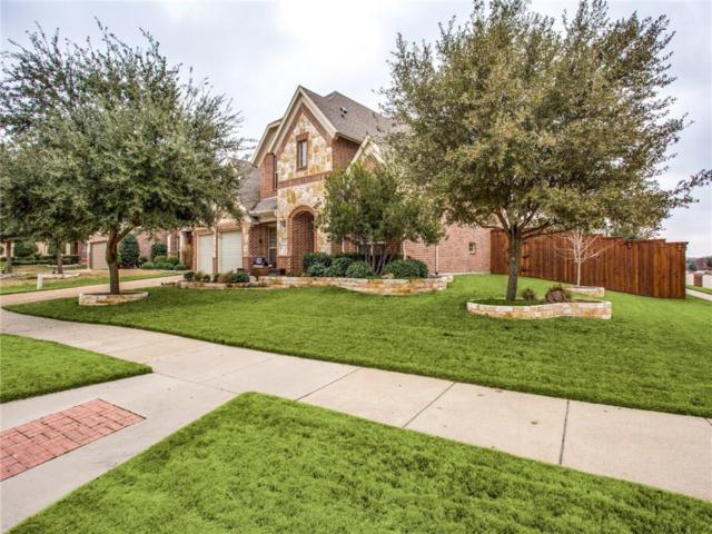 9525 Lance Drive, Frisco, TX 75035 (MLS #14004682) :: Robbins Real Estate Group