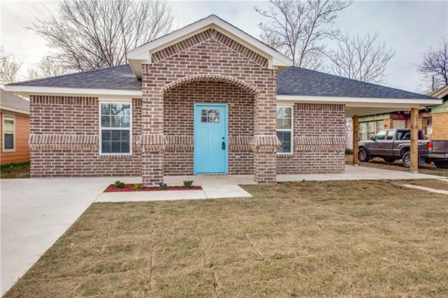 3412 Avenue M, Fort Worth, TX 76105 (MLS #14004695) :: Kimberly Davis & Associates