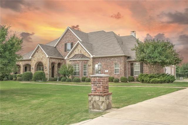 811 Amblewood Drive, Lucas, TX 75002 (MLS #14004754) :: Frankie Arthur Real Estate