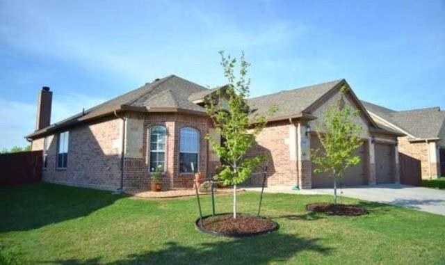 1442 Park Crest Drive, Crowley, TX 76036 (MLS #14004761) :: Century 21 Judge Fite Company