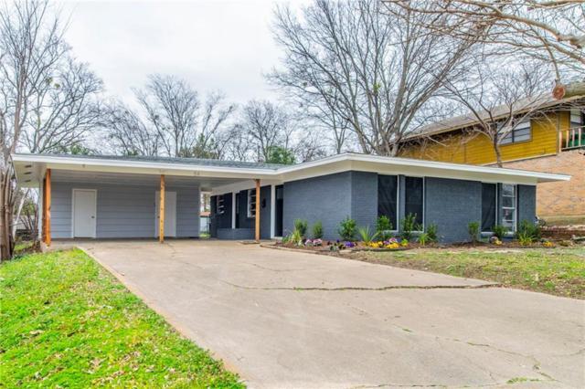 5421 Waltham Avenue, Fort Worth, TX 76133 (MLS #14004763) :: Real Estate By Design