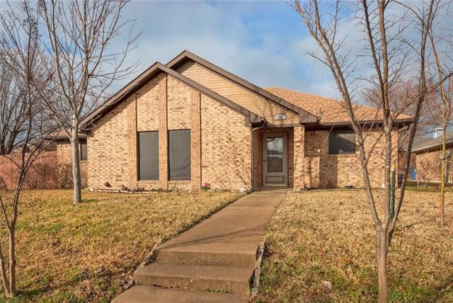 101 Douglas Drive, Wylie, TX 75098 (MLS #14004834) :: Vibrant Real Estate