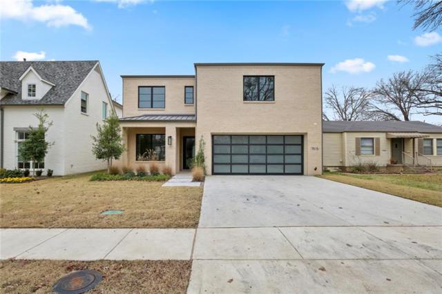 7515 Kaywood Drive, Dallas, TX 75209 (MLS #14004837) :: The Heyl Group at Keller Williams