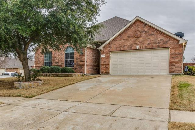 4412 Meadow Knoll Lane, Mansfield, TX 76063 (MLS #14004898) :: The Holman Group