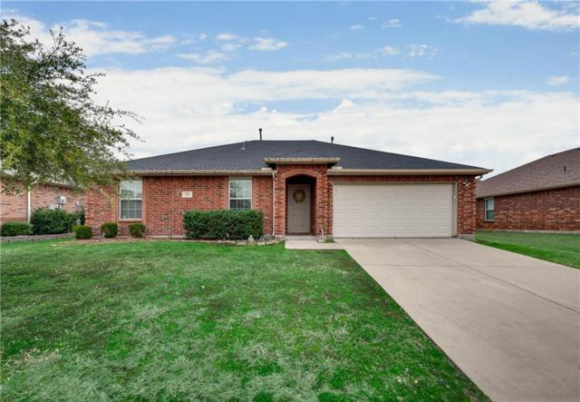 220 Northwood Drive, Little Elm, TX 75068 (MLS #14004933) :: Baldree Home Team