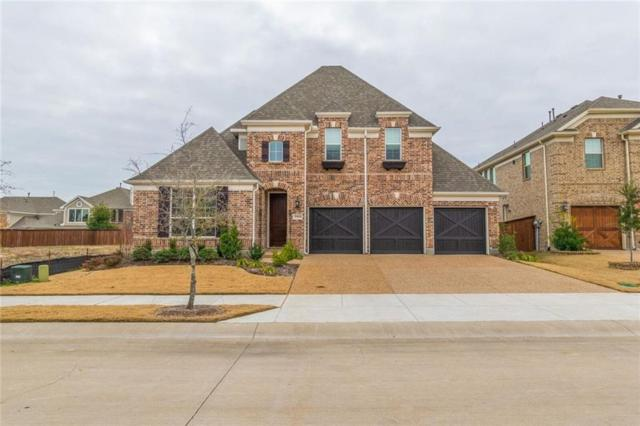 900 Southern Hills Way, Aubrey, TX 76227 (MLS #14004935) :: Vibrant Real Estate