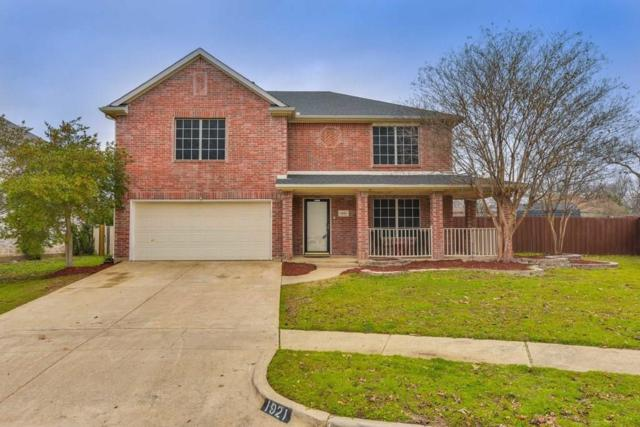 1921 Tampa Bay Way, Arlington, TX 76002 (MLS #14005001) :: The Hornburg Real Estate Group