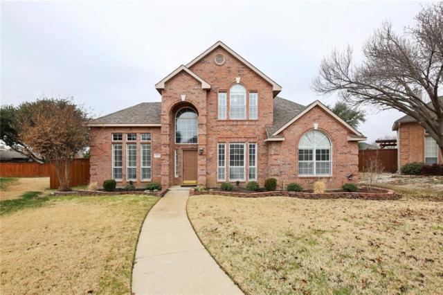 7105 Ledgestone Court, Frisco, TX 75034 (MLS #14005011) :: Robbins Real Estate Group