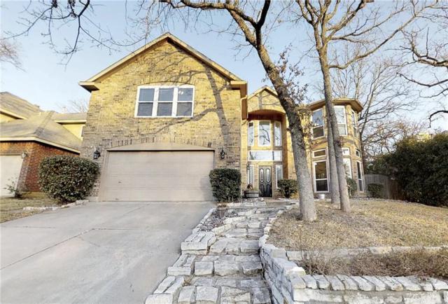 3508 Creekside Court, Bedford, TX 76021 (MLS #14005052) :: The Holman Group