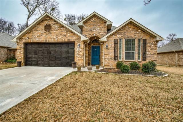 933 Oak Valley Road, Burleson, TX 76028 (MLS #14005069) :: The Mitchell Group