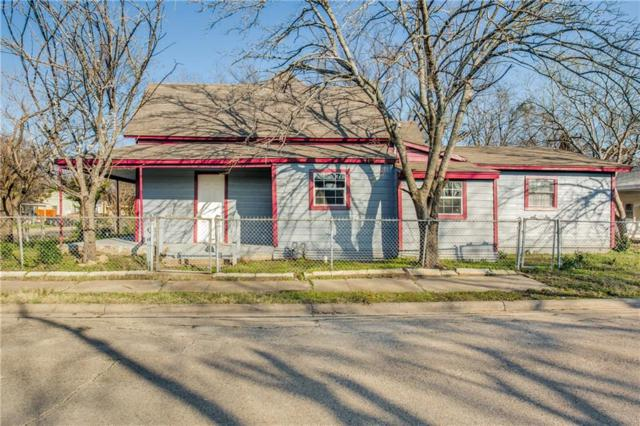 302 Royal Street, Cleburne, TX 76031 (MLS #14005078) :: The Real Estate Station