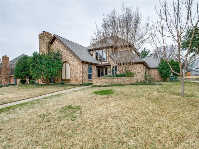 3705 Hillwood Way, Bedford, TX 76021 (MLS #14005103) :: The Holman Group