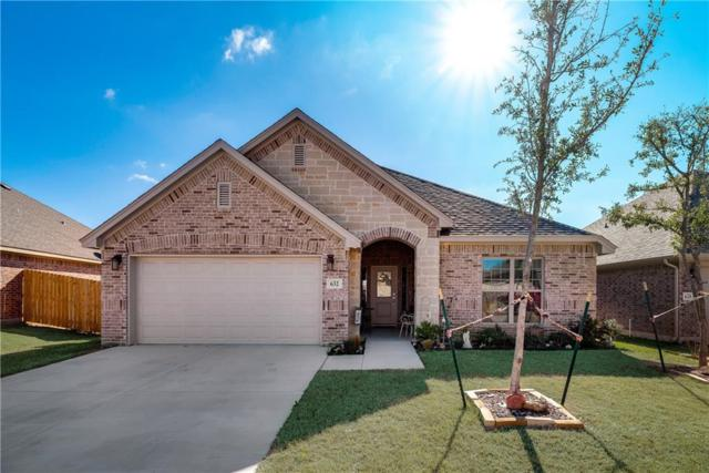 632 Zachary Drive, Weatherford, TX 76087 (MLS #14005128) :: The Gleva Team