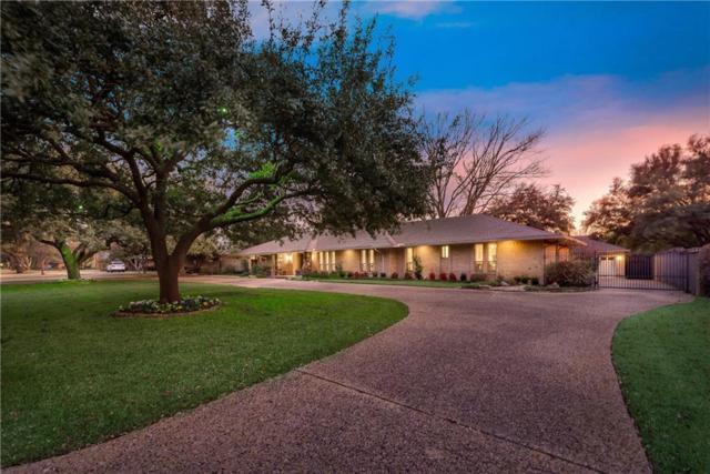 5320 Tanbark Road, Dallas, TX 75229 (MLS #14005132) :: RE/MAX Town & Country