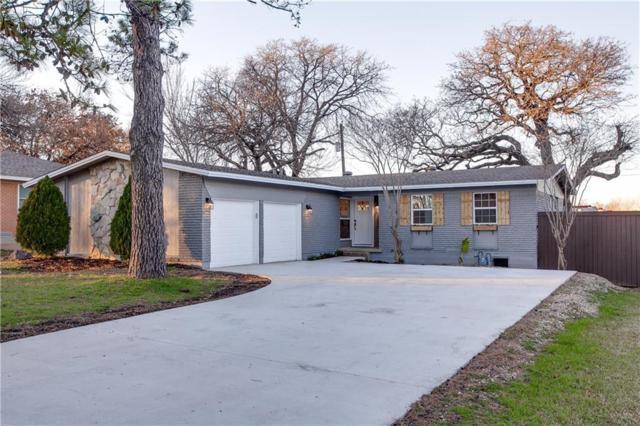 181 Pine Drive, Lewisville, TX 75057 (MLS #14005140) :: Real Estate By Design